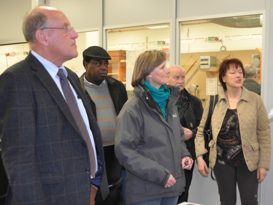 FW/FD-Fraktion besucht Remstalwerkstätten