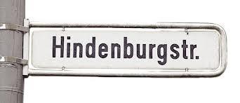 hindenburgstraße